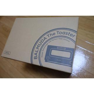 バルミューダ(BALMUDA)のBALMUDA The Toaster K01E  White(その他)