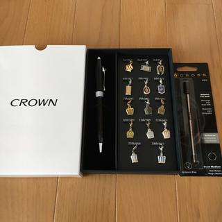 トヨタ(トヨタ)のTOYOTA CROWN オリジナルボールペン(ノベルティグッズ)