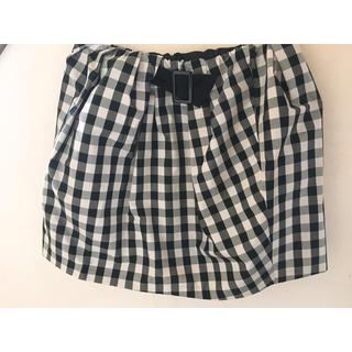 ルカ(LUCA)の美品LUCAスカート(ミニスカート)
