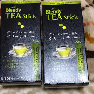 ブレンディ ティースティック(茶)