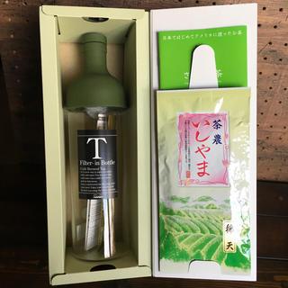 石山製茶の【贅沢水出し茶セット】(茶)