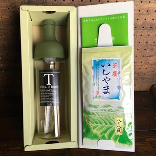 石山製茶の【水出し茶セット♪】(茶)