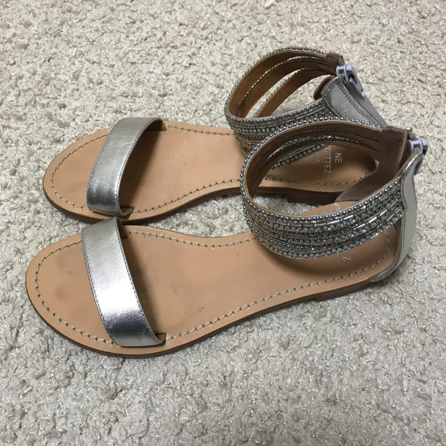 JOURNAL STANDARD(ジャーナルスタンダード)のヌキテパ ビーズ サンダル レディースの靴/シューズ(