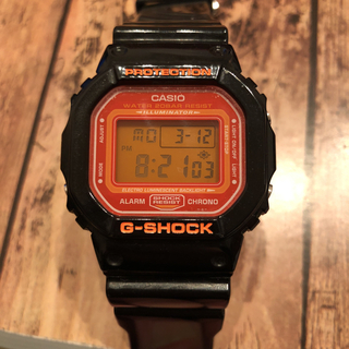 カシオ(CASIO)のCASIO 1545  G-SHOCK   DW-5600CS(腕時計(デジタル))