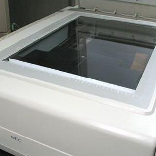 エヌイーシー(NEC)のNEC イメージスキャナー PC-IN700/6C(ジャンク)(その他)