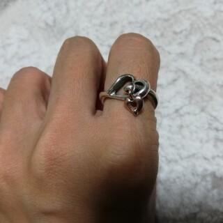 ローリーロドキン(Loree Rodkin)の★入手困難★ アルページュ シルバーアクセサリー 指輪 ハートリング(リング(指輪))