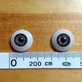 ボークス(VOLKS)のドール用アクリルアイ 16mm 4種類(その他)