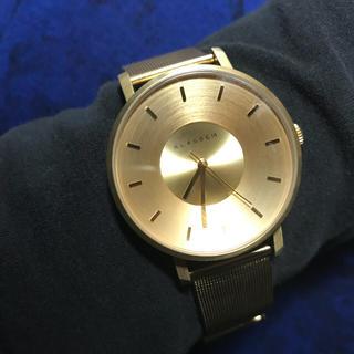 ダニエルウェリントン(Daniel Wellington)のklasse14 ゴールド(腕時計(アナログ))