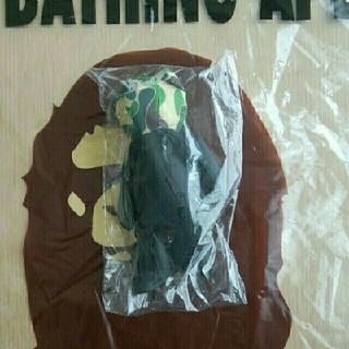 アベイシングエイプ(A BATHING APE)のAPEクマさん型エコバッグ(エコバッグ)