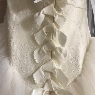ヴェラウォン(Vera Wang)の本家verawong 1g029 US4(幅出補正品)(ウェディングドレス)
