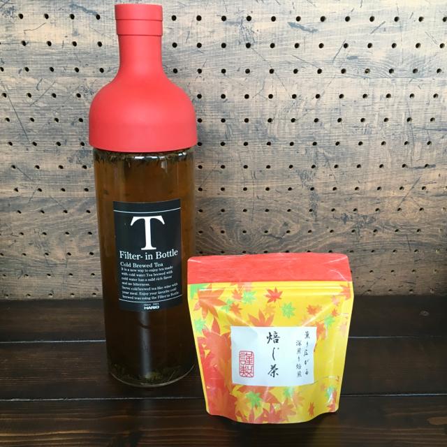 香り広がる茎焙じ茶 食品/飲料/酒の飲料(茶)の商品写真
