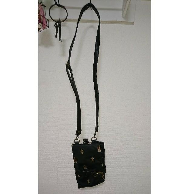 SHIN&COMPANY(シンアンドカンパニー)のSHIN&COMPANY/シン&カンパニーショルダーバッグ未使用Vivienne レディースのバッグ(ショルダーバッグ)の商品写真