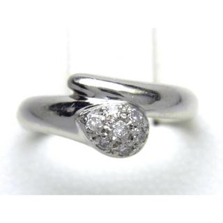 スタージュエリー(STAR JEWELRY)のスタージュエリー プラチナ ダイヤモンド リング(リング(指輪))
