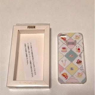 フェイラー(FEILER)のFEILERのiPhoneケース 5S/5(その他)