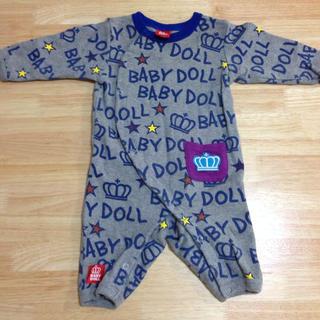 ベビードール(BABYDOLL)のBABY DOLLベビー服★(ロンパース)