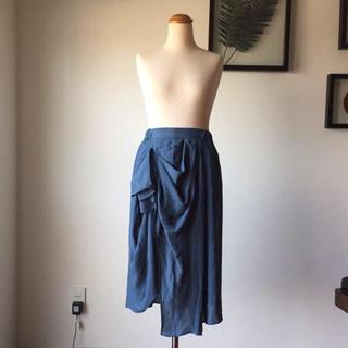 ゴム(gomme)のたいまま様専用ページ gomme 変形スカート(ロングスカート)