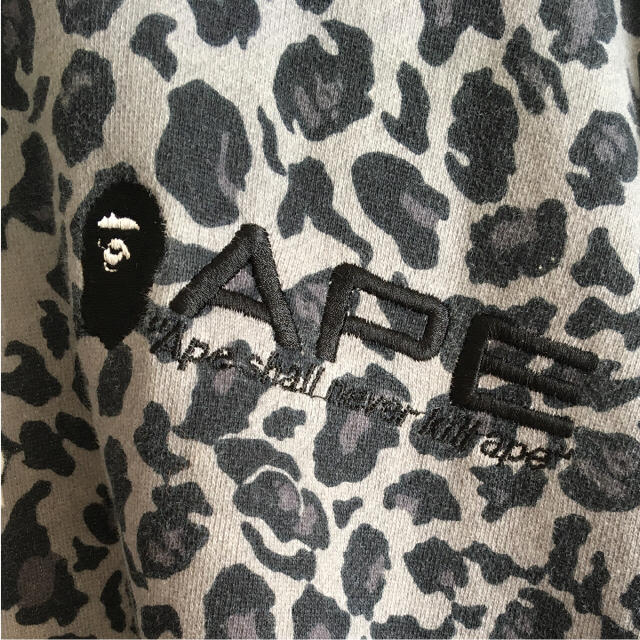 A BATHING APE(アベイシングエイプ)のAPEパーカー メンズのトップス(パーカー)の商品写真