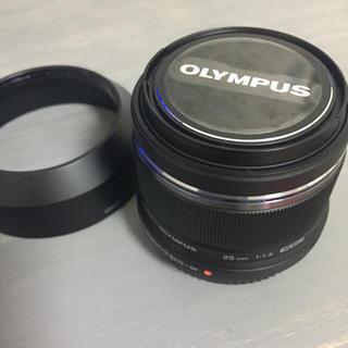 オリンパス(OLYMPUS)のOLYMPUS 単焦点レンズ(レンズ(単焦点))