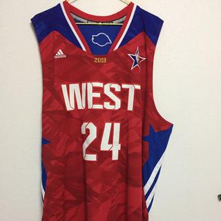 アディダス(adidas)の2013年 NBA ALLSTAR ユニフォーム Kobe Bryant(バスケットボール)