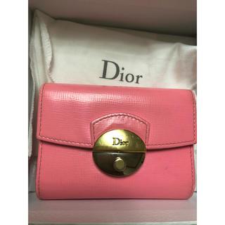 ディオール(Dior)のディオール  カードケース(名刺入れ/定期入れ)