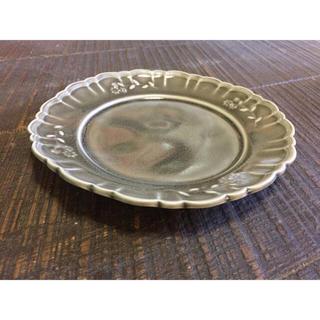 値引可 入手困難 新品 阿部慎太朗 皿 アンティーク皿 笠間焼 洋皿 レア(食器)