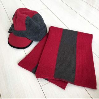 ベビーギャップ(babyGAP)のbaby gap 帽子&マフラー(帽子)
