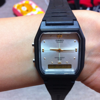 カシオ(CASIO)のshiiさまお取り置き商品です。(腕時計)