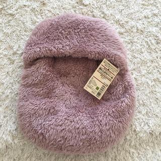 ムジルシリョウヒン(MUJI (無印良品))の無印良品 湯たんぽカバー(約29×23)(日用品/生活雑貨)