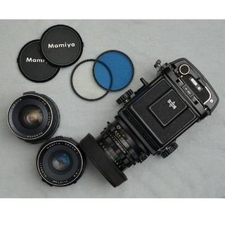 マミヤ(USTMamiya)のMamiya RB67 レンズ3本セット ※要整備品(フィルムカメラ)