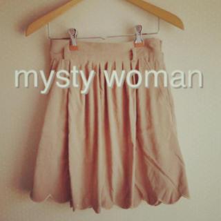 ミスティウーマン(mysty woman)のmysty woman スカート♡(ミニスカート)