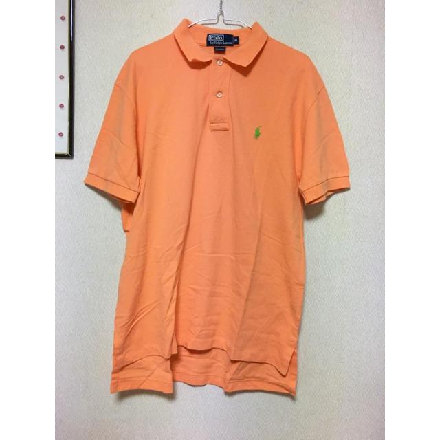POLO RALPH LAUREN(ポロラルフローレン)のポロラルフローレン ポロシャツ 古着 メンズのトップス(ポロシャツ)の商品写真
