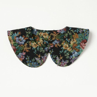 メルロー(merlot)の付け襟(つけ襟)