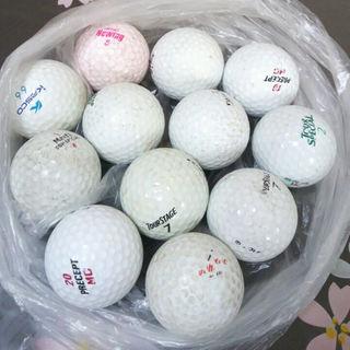 ダンロップ(DUNLOP)の中古ゴルフボール11個☆(その他)