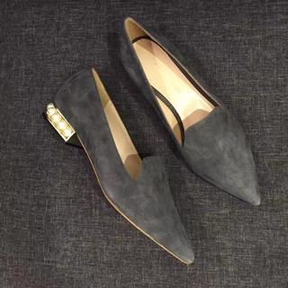 ニコラスカークウッド(Nicholas Kirkwood)のニコラスカークウッド 靴  本物(ローファー/革靴)