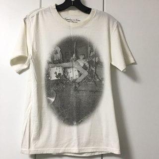 ナンバーナイン(NUMBER (N)INE)のナンバーナイン number (n)ine Tシャツ カートコバーン 白 2(その他)
