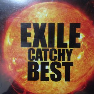 エグザイル(EXILE)のEXILE CATCHY BEST(R&B/ソウル)