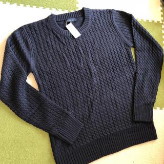ビリドゥーエ(BIGLIDUE)の新品未使用 タグ付き ビリドゥーエ セーター ニット(ニット/セーター)
