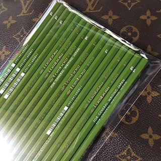 トンボエンピツ(トンボ鉛筆)の鉛筆F  16本(その他)