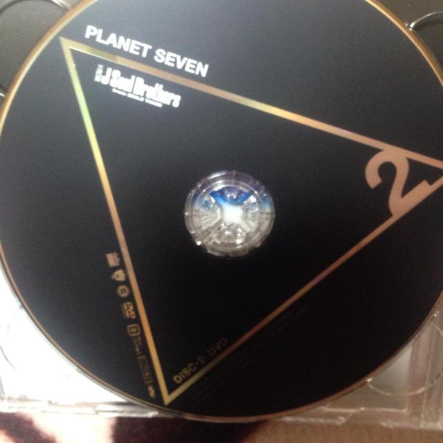 三代目 J Soul Brothers(サンダイメジェイソウルブラザーズ)の三代目jsoulbrothes PLANETSEVEN  エンタメ/ホビーのCD(R&B/ソウル)の商品写真