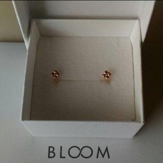 ブルーム(BLOOM)の苺ちゃん様専用☆新品未使用 Bloom ブルーム ピアス 花(ピアス)