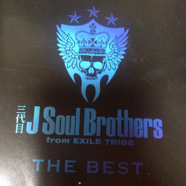 三代目 J Soul Brothers(サンダイメジェイソウルブラザーズ)の三代目jsoulbrothes THE BEST  エンタメ/ホビーのCD(R&B/ソウル)の商品写真