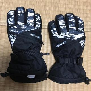 キスマーク(kissmark)のKissmark キッズ手袋(ウエア/装備)