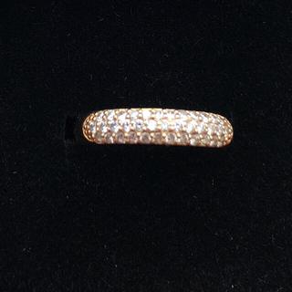 ポンテヴェキオ(PonteVecchio)のポンテヴェキオ PICCOLINI(ピッコリーニ) K18PGダイヤモンドリング(リング(指輪))