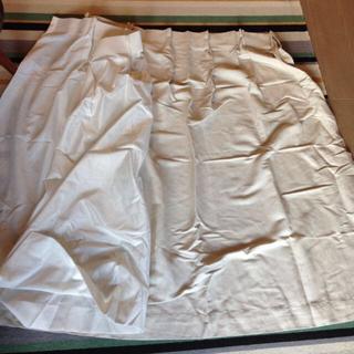 ムジルシリョウヒン(MUJI (無印良品))の無印良品 オーダーカーテン セット(カーテン)