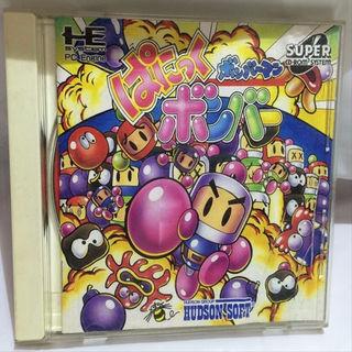 エヌイーシー(NEC)のSUPER CD-ROM2 SYSTEM ボンバーマン ぱにっくボンバー送料無料(家庭用ゲームソフト)