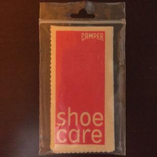カンペール(CAMPER)の【新品2セット】カンペール お手入れ布(ローファー/革靴)