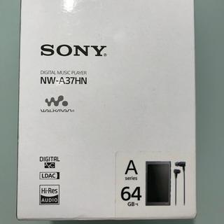 ソニー(SONY)のM様専用 SONY  ハイレゾ音源対応オーディオプレーヤーWALKMAN(ポータブルプレーヤー)