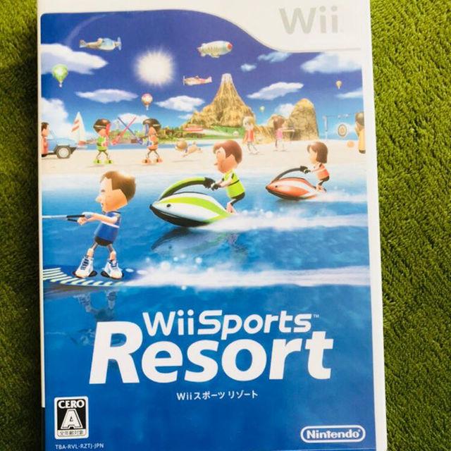 Wii(ウィー)のwii 本体+ソフト リモコンプラス 2個入 エンタメ/ホビーのテレビゲーム(家庭用ゲーム本体)の商品写真