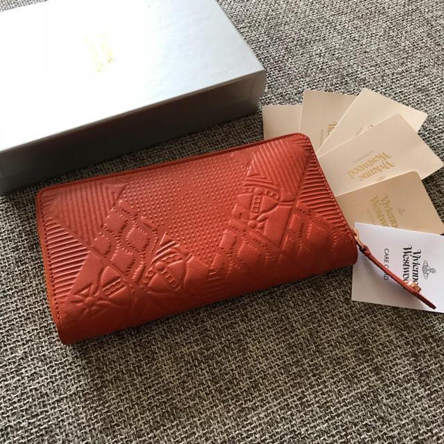 Vivienne Westwood(ヴィヴィアンウエストウッド)の新品未使用 ヴィヴィアン  財布 正規品 レディースのファッション小物(財布)の商品写真
