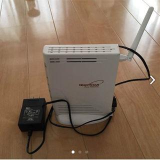 エヌイーシー(NEC)のNEC無線ルーター(PC周辺機器)